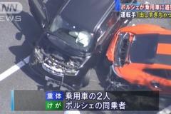 ポルシェ運転手(50)「出しすぎちゃった」 2人死亡【首都高湾岸線追突事故】