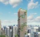 木造で地上70階建て(高さ350メートル)の高層ビル実現へ 11階建て以上の例なし