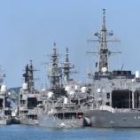 『佐世保護衛艦ウォッチング(2017年10月8日)』の画像