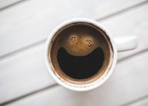 コーヒーうめぇ!←これ、嘘だよね