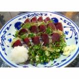 『【魚料理】カツオを一本買ってきた【レシピ】』の画像