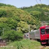 『◆新緑に映える赤  5月の筑肥線めぐり③』の画像