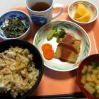 『ホームの食事。』の画像
