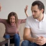 怒る妻をなだめても無駄なのか?