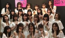 """【乃木坂46】白石麻衣と松村沙友理が""""チュー顔"""" !!!"""