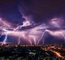 ブラジルで観測された全長700kmの雷「メガフラッシュ」 観測史上最長と認定