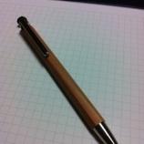 『あの「大人の鉛筆」にタッチペンが付いた!』の画像