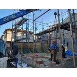 『「船橋市二和東の家」工事進捗』の画像