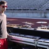 『【DCI】アメリカではピットに電子楽器が当たり前!  2013年ブルーデビルズ『シンセサイザー奏者インタビュー』動画です!』の画像
