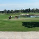 『ゴルフ修行は目前』の画像