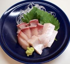 海鮮で夕食