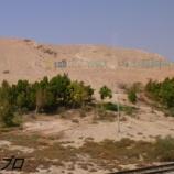 『エジプト旅行記9 アスワン到着、ファルーカに乗ってナイル川クルーズ』の画像