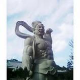『仁王立ち』の画像