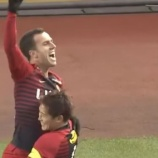 『[天皇杯] 鹿島アントラーズ J2長崎を下し神戸との新国立競技場での元日決勝に進出!!』の画像