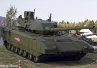 ロシア軍の「T-14アルマータ」戦車、水洗トイレ完備でお値段4億円!