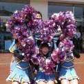 2014年 第11回大船まつり その56(イトーヨーカドー前/鎌倉女子大学チアリーダー部LOVERS)の13