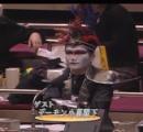 さかなクンさん、特例として国会での帽子着用が認められる 通常は規則で禁止