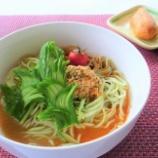 『今週のランチ(7/16~かっぱ麺&ミートローフ)』の画像