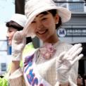 2018年横浜開港記念みなと祭国際仮装行列第66回ザよこはまパレード その9(横浜観光コンベンション・ビューロー(ミスはこだて(田中樹里))