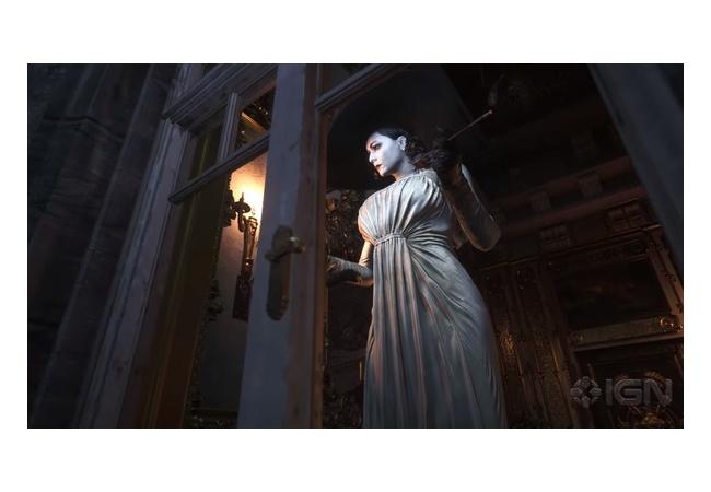 『バイオハザード ヴィレッジ』のプレイ映像が初公開!! PS4版はPS5と遜色のないクオリティ