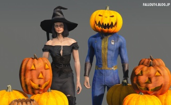 A Halloween Mod