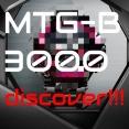 新MTG「MTG-B3000」シリーズの存在を確認!