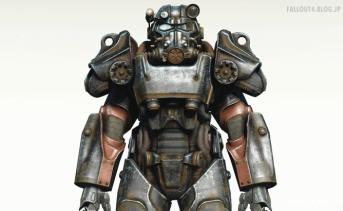 Power Armor Raw Metal