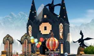 ロレインの悪夢がおもちゃのお城…