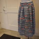 『irise(イリゼ)トリコロールボーダースカート』の画像