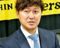 【阪神】俊介、800万円減の3200万円でサイン「とにかく打たないと」