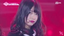 PRODUCE48、グループバトル個人ファンカム公開「ブンバヤ」(佐藤美波・浅井七海・浅井裕華・千葉恵里ほか)