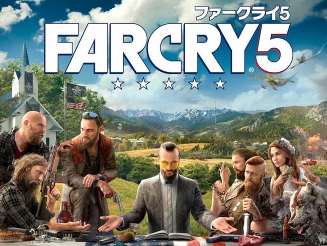 『「ファークライ5」2018年春国内発売!』の画像
