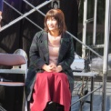 東京大学第68回駒場祭2017 その52(東大女装子コンテストの8/新井 結衣)
