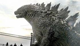 【映画】    これが新しいゴジラの全体像だ!  2014年ハリウッド版GODZILLAビジュアル公開。  日本・海外の反応