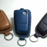 『maniacs Leather key shell (VW-G type)全色入荷!』の画像