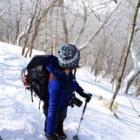 『日本百名山 冬の赤城山へ☆その2 雪の黒檜山山頂と周辺の山々♪』の画像