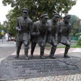 『ポーランド旅行記12 クラクフ早朝散歩、そして思い掛けない出会い』の画像