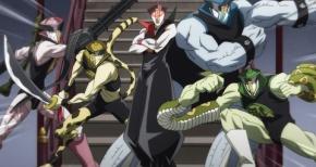 【シャーマンキング】第11話 感想 正義のキョンシー五福星隊!【2021年版】