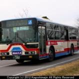 『岐阜バス 三菱ふそうエアロスター KJ-MP37JK』の画像