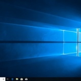 『「Windows10」デスクトップアイコン表示設定』の画像