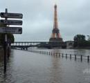 欧州で大洪水が発生中