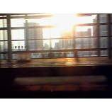『新幹線で南下する』の画像