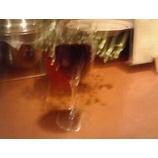 『一杯のワイン』の画像
