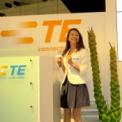 最先端IT・エレクトロニクス総合展シーテックジャパン2014 その79(タイコエレクトロニクスジャパン)の2