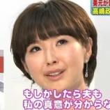 『美元と高嶋政伸の離婚理由」DV音声動画と再婚相手を「シンジジツ」で真相告白【画像】』の画像