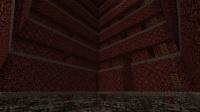 ネザー水晶鉱山に金塊採取所を作る (前編)