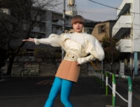 原宿系の人気モデル・Una(ユウナ)、「JUICY JUICY」で歌手デビュー!