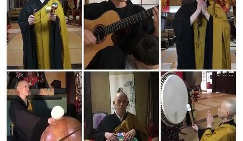 日本の僧侶が仏具でボブ・マーリーの名曲を一人演奏した映像が素晴らしいと海外でも話題に
