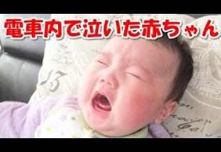 【悲報】グリーン車で泣いてる赤ん坊にブチ切れたら通報された話