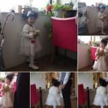 『可愛いすぎる小さなプリンセスヘアセット~結婚式お呼ばれ偏!』の画像